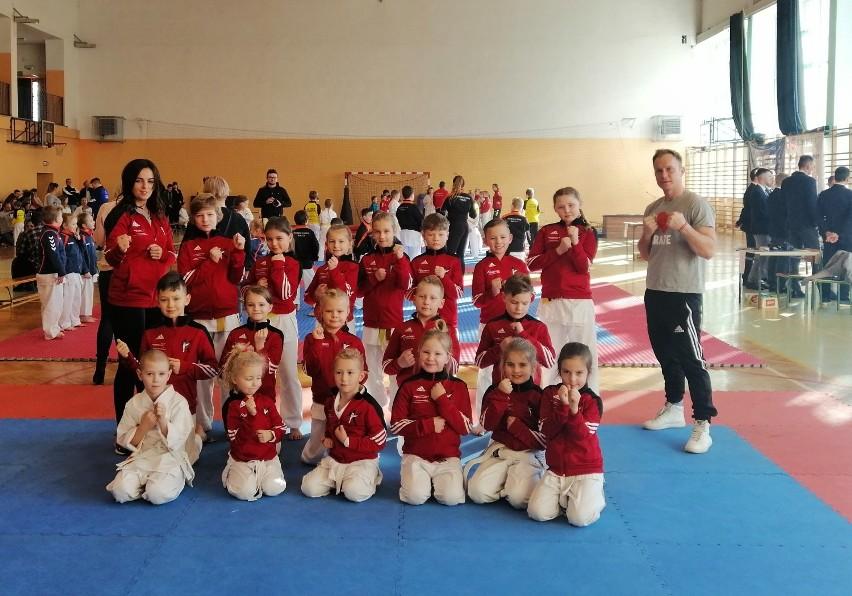 Karatecy z Ostroroga i Otorowa wywalczyli kolejne medale