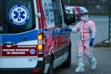 Koronawirus w Suwałkach. Raport 17.11. Kolejni zakażeni COVID-19, sześć osób nie żyje