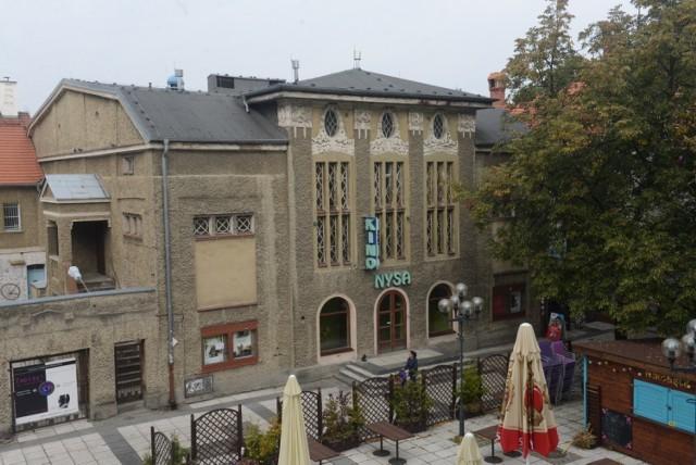 Kino Nysa cieszyło się w przeszłości dużą popularnością wśród mieszkańców Zielonej Góry