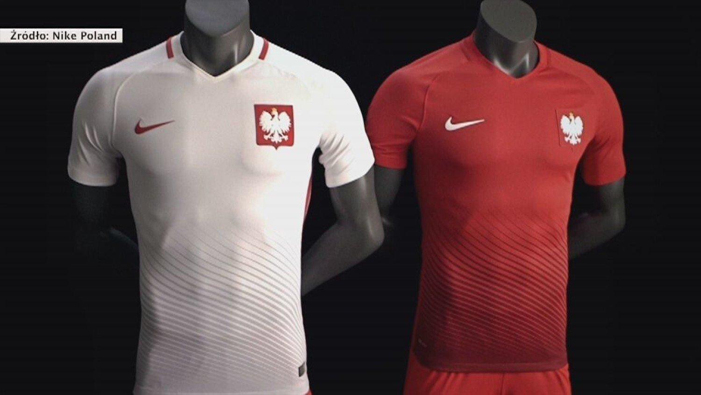 3917fe406 Nowe stroje piłkarskiej reprezentacji Polski wykonano z materiału, który  powstał z butelek PET (wideo)