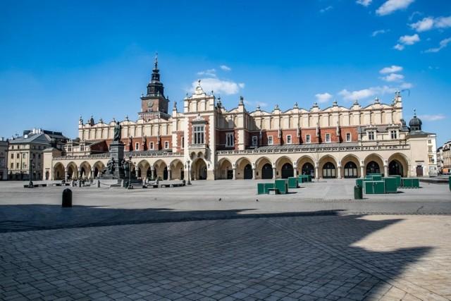 Kraków trafił do strefy żółtej