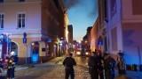 Wybuch w kamienicy w Kędzierzynie-Koźlu. Ratownicy uciekli w ostatniej chwili