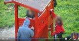 Kamery monitoringu w Zduńskiej Woli przyłapały kolejnych wandali ZDJĘCIA