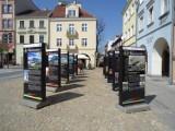 Podium Gliwice: wystawa na rynku poświęcona hali przekona mieszkańców do inwestycji?