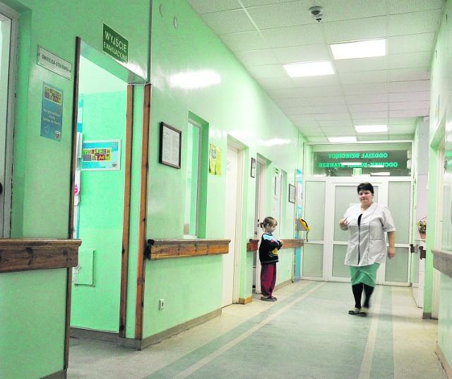 W lipcu pediatria może być zamknięta na czas remontu, jednak dalsze losy oddziału nie są znane