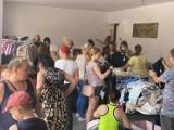 Szafing w Pabianicach, czyli wymiana ubrań