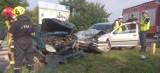 Sobotni wypadek w Bytyniu. Sprawca pod wpływem alkoholu i bez uprawnień [FOTO]