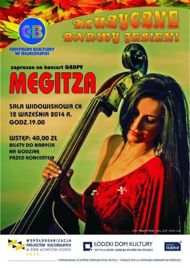 Muzyczne barwy jesieni w Błaszkach