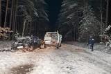 Powiat chojnicki: Sześć osób rannych we wtorkowym wypadku