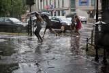 Ostrzeżenie IMGW drugiego stopnia przed burzami z gradem w Małopolsce w środę 28 lipca