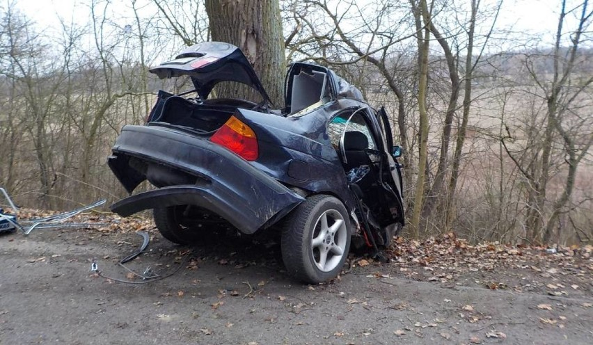Śmiertelny wypadek w Chełmnie! Nie żyje 25-latek