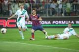 Największe gwiazdy piłkarskie, które grały na Arenie Gdańsk. Byli Robert Lewandowski, Leo Messi. I kto jeszcze? TOP 20 [galeria]