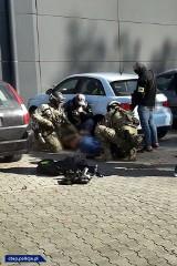 """Tak dopadli """"Kadafiego"""". Policja publikuje materiały"""