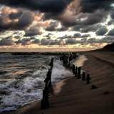 Urokliwe zdjęcia plaż w Darłówku, Wiciu i Dąbkowicach