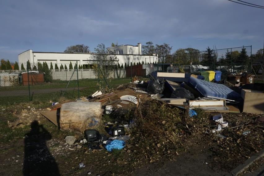 Około 4,2 tony śmieci różnego rodzaju Zarząd Dróg Miejskich...