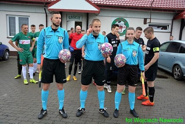 Damian Ruczewski, Tomasz Perliński, Martyna Koziorowicz