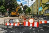 Wodociągi rozkopią jesienią sto miejsc w Bydgoszczy. Kierowców czekają duże utrudnienia w ruchu