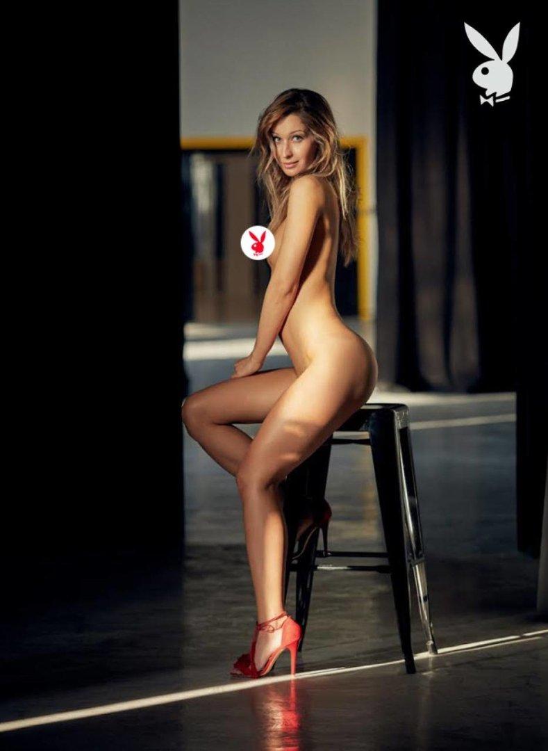 Ola Kot Nago W Playboyu Zdjęcia Prezenterka Eska Tv W Rozbieranej