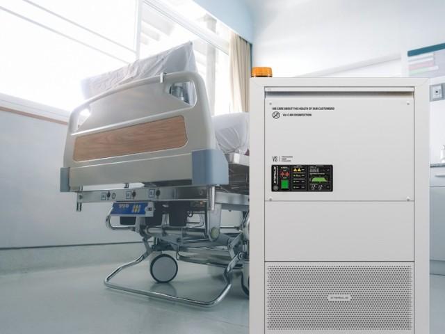 Produkowane w Starym Wiśniczu urządzenia do dezynfekcji powietrza niszczą koronawirusa