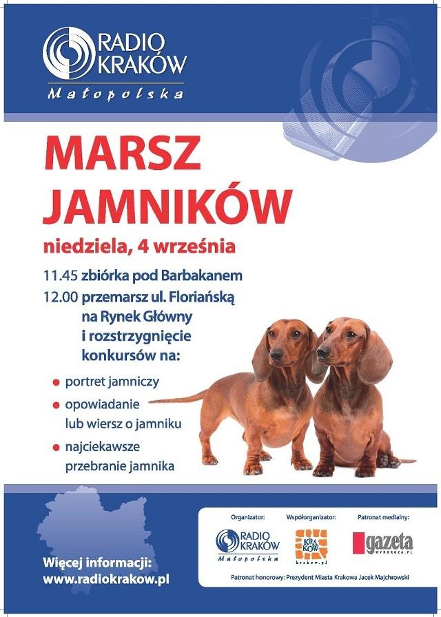 Marsz Jamników 2011 Program Kraków Nasze Miasto