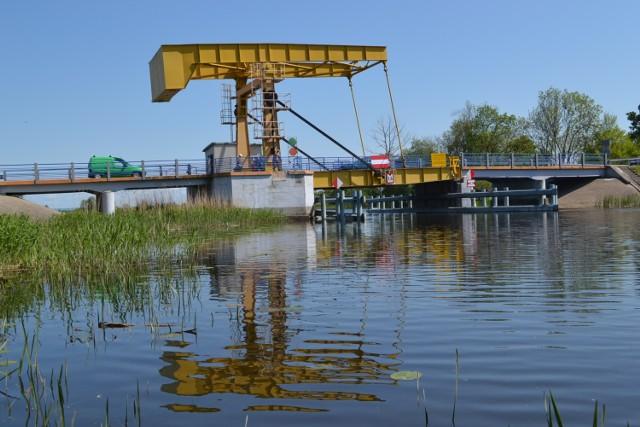 Żuławy. Harmonogram otwarcia mostów zwodzonych na żuławskich rzekach