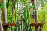 Park Linowy w Pustkowie-Osiedlu czynny od najbliższego piątku