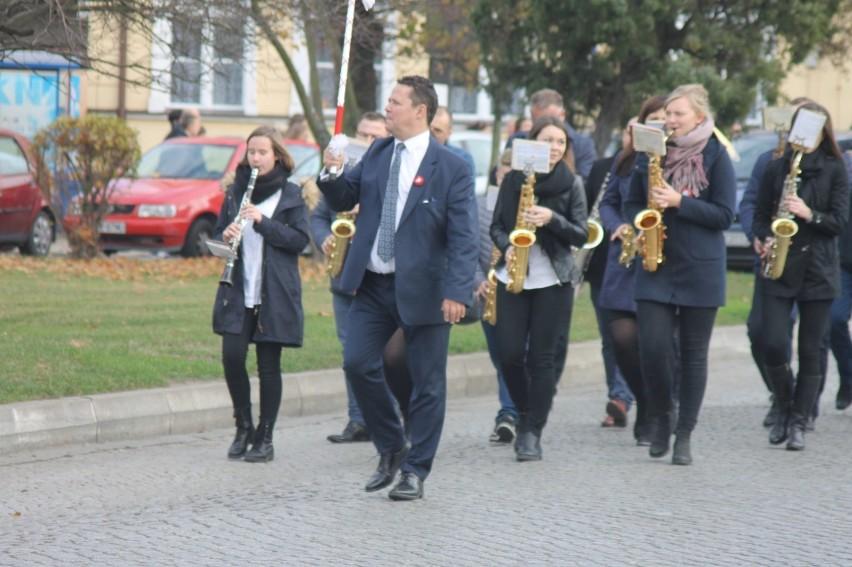 Sulmierzyczanie uczcili 100. rocznicę odzyskania przez Polskę niepodległości [ZDJĘCIA]