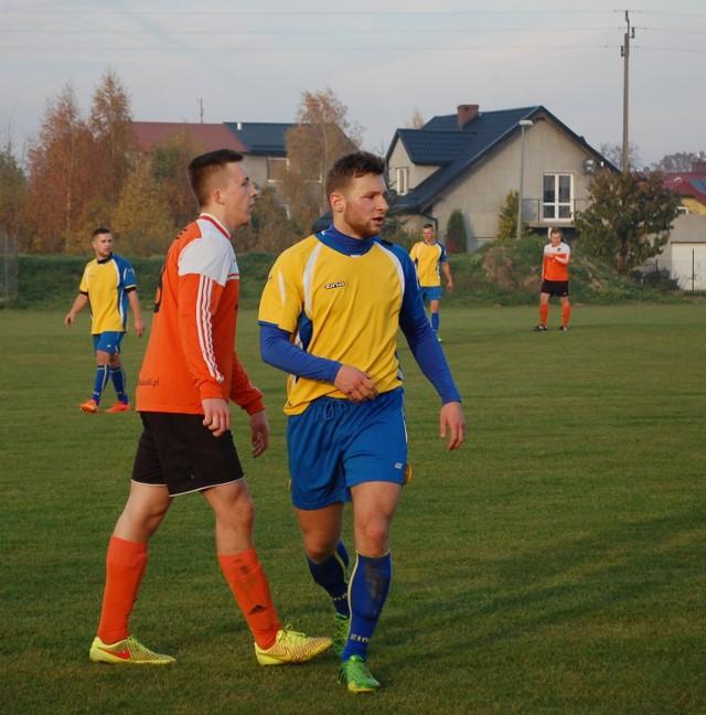 Start Mrzezino - Potok Pszczółki 2:1 (2:1). Piłkarski Serwis Powiatu Puckiego