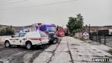 Katastrofa budowlana w Zabrzu. Zawaliła się ściana budynku. Strażacy godzinami przeszukiwali gruzowisko