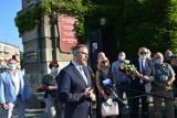 Burmistrz Szprotawy stanął przed sądem. Pierwsza rozprawa trwała 15 minut i została odroczona!