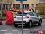 Śmiertelny wypadek na ul. Mostowej w Kędzierzynie-Koźlu. Samochód śmiertelnie potrącił rowerzystę