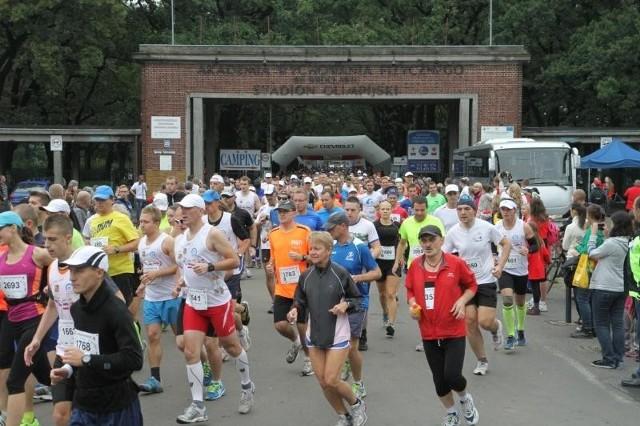 Maraton Wrocławski, 15 września 2013