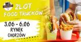 Smaczny, długi weekend w Chorzowie. Na rynku pojawią się foodtrucki.