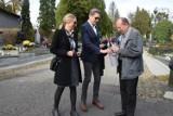Kwesta na cmentarzu komunalnym w Cieszynie. Pieniądze zostaną przeznaczone na odnowienie Alei Zasłużonych [ZDJĘCIA]