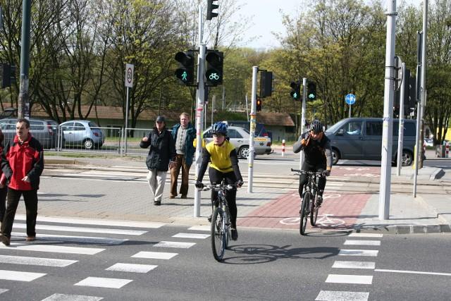 Ścieżki rowerowe zimą niestety nie będą odśnieżane