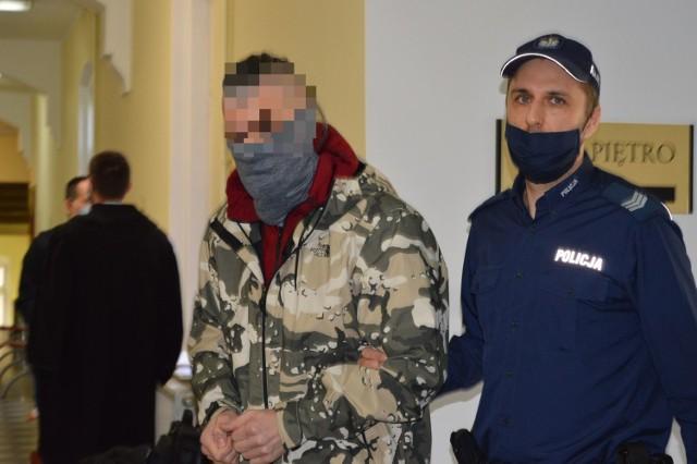Proces Piotra K. rozpoczął się dziś (26.02.) przed Sądem Okręgowym w Opolu. Mężczyzna na tym etapie nie chciał składać wyjaśnień.