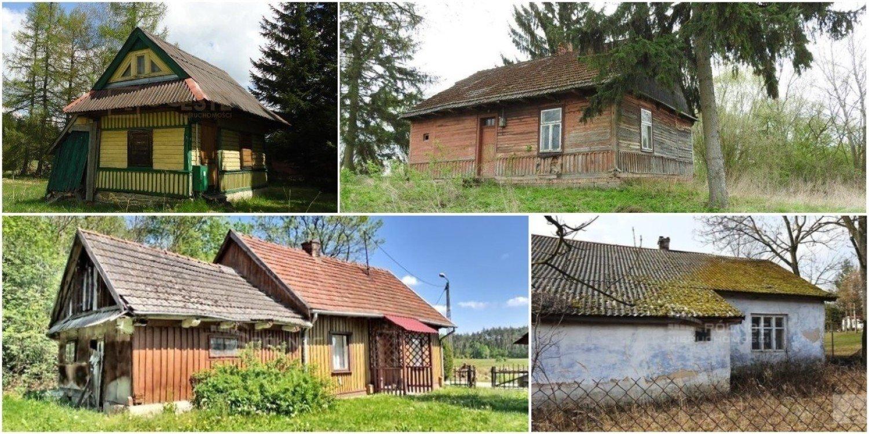 Niesamowite Oto najtańsze domy w Małopolsce! Wystarczy kilka tysięcy złotych WD05
