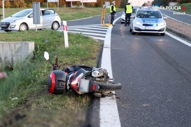 Do tragicznego wypadku doszło 5 października na obwodnicy Krzepic