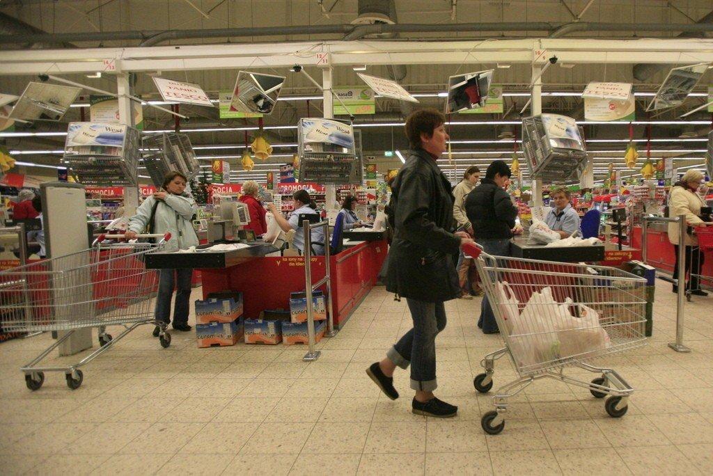 0818dd90 zdjęcie ilustracyjne. zdjęcie ilustracyjne PIOTR MIZERSKI / POLSKAPRESSE.  Jak w wielką sobotę będą otwarte sklepy we Wrocławiu?