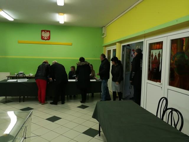 W Świebodzinie i Łagowie wyborcy ponownie poszli do urn