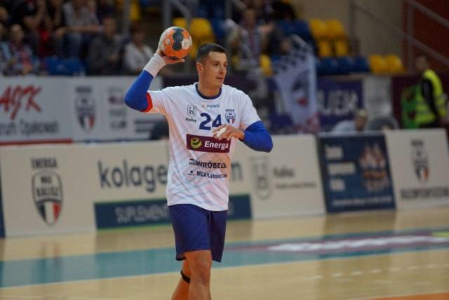 Maciej Pilotowski na kolejny sezon zostaje w Energa MKS Kalisz