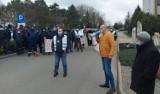 Pracownicy Betransu Bełchatów strajkują już 10 dzień. Związkowcy planują wspólne działania