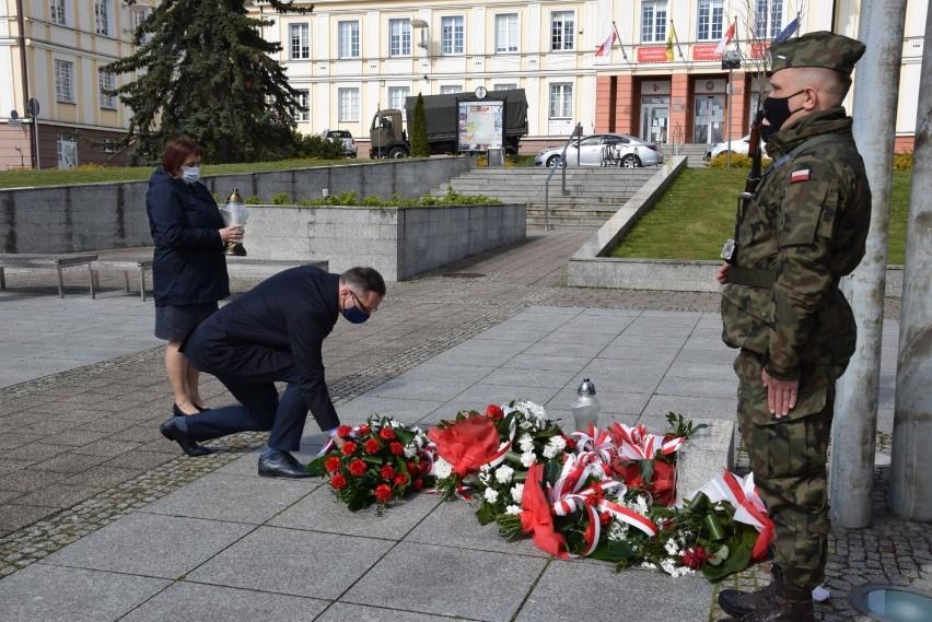 Dzień Zwycięstwa w Pruszczu. Upamiętnili 76. rocznicę zakończenia II wojny światowej |ZDJĘCIA