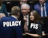 O co chodzi ze środkowym palcem posłanki PiSu? Wyjaśniamy. Skandaliczne zachowanie Lichockiej? Mówi, że tylko przesuwała palcem... [MEMY]