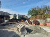Remontują ulice Sasankową i Magnoliową w Wodzisławiu Śląskim. Będzie nowa nawierzchnia. Roboty obejmą też naprawę kanalizacji deszczowej