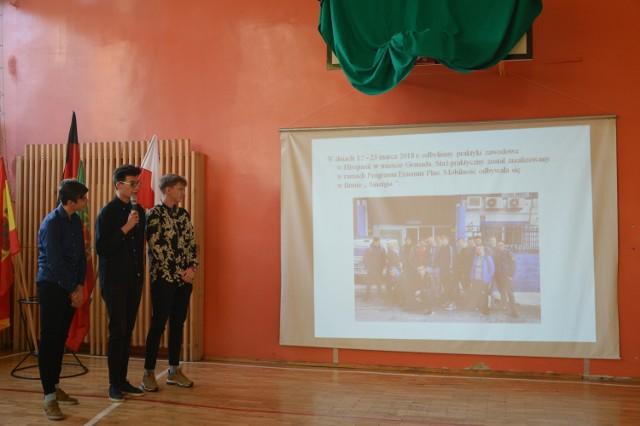 Podczas podsumowania tegorocznej edycji projektu uczestnicy praktyk podzielili się wrażeniami z wyjazdów do Niemiec, Hiszpanii i Portugalii