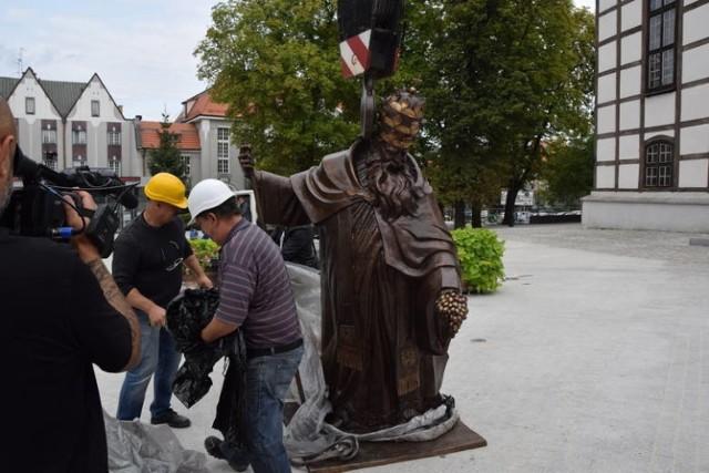 Święty Urban I - patron Zielonej Góry - ma w mieście swoją parafię, jest kościół pod jego wezwaniem, pomnik w centrum miasta, a także rondo, które znajduje się na wjeździe do Winnego Grodu
