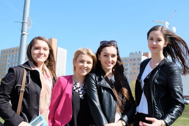 23 kwietnia Wydział Elektryczny odwiedziły tłumy młodych dziewczyn. Miały one okazje zapoznać się z ofertą różnych wydziałów Politechniki Białostockiej.