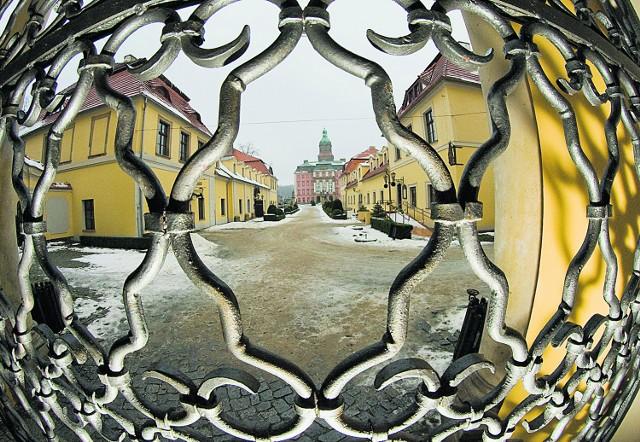 Remont Książa to jedna z większych inwestycji w Wałbrzychu