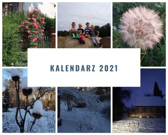 Pierwsze zdjęcia z powiatu człuchowskiego, nadesłane przez panią Joanną Nickowską